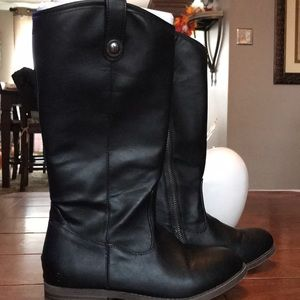 Girls Melissa Button Frye Boots
